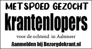 Vacature Krantenloper