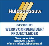 Vacature Projectleider